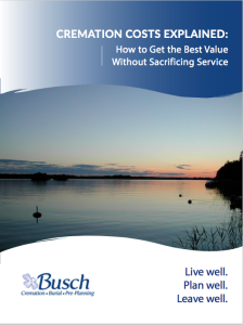 Cremation Costs Explained Ebook