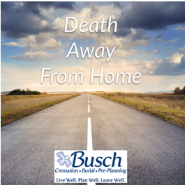 Death Away From Home