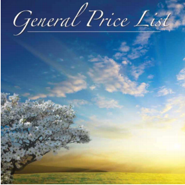 Busch General Price List