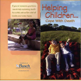 Helping Children Cope With Death
