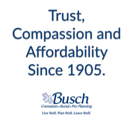 Trust, Compassion, Affordability